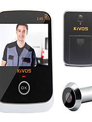 30W 170 CMOS Sistema de campainha Sem Fios Campainha de vídeo multifamiliar