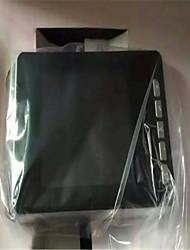 o seguro de carro de presente tela eletrônica 2.4 carro grande-angular ultra-fino gravador de lâmina HD 1080p
