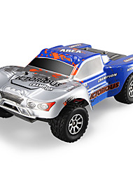 WLToys A969-B 118 Brush Electric Remote Control Car 70 km / h 2.4G Remote Control Car / Truck Speed Short