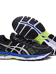 ASICS GEL-KAYANO 22 Marathon Running Shoes Men's Athletic Sport Sneakers Jogging Shoes Black 40-45