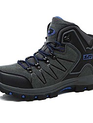 Men's Athletic Shoes Spring / Fall / Winter Work & Safety Hiking Shoes/ Round Toe Outdoor Sport Shoes / Gray