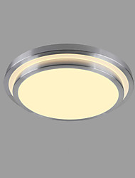 24W Flush Mount   Modern/Contemporary  for LED AcrylicLiving Room / Bedroom / Dining Room / Kitchen / Kids Room / Entry