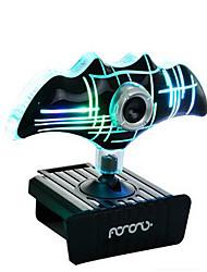 webcam HD USB 2.0 telecamere fotocamera computer desktop pc clap web con visione notturna del microfono del driver libero cam laptop web