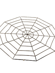 Halloween Props Spider Festival/Holiday Halloween Costumes Black Solid More Accessories Halloween Unisex Cotton