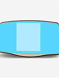 Крыло 96655 зеркало заднего вида вождения рекордер двойной объектив HD 1080p ночного видения парковки мониторинга интегрированной машины