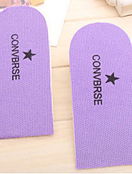 Plastic for Insoles & Inserts Others Black / Blue / Yellow / Pink / Purple / White