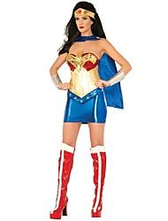 Cosplay Kostüme Rot Terylen Cosplay Accessoires Halloween / Karneval