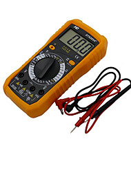 High Precision Manual Range Digital Display Multimeter