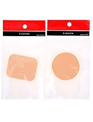 Esponja de Pó de Arroz/Esponja de Maquiagem 1 8*6*2.5 Tamanho para viagem Natural