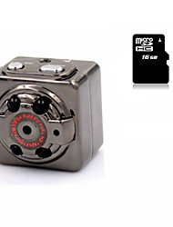 Other Metallo Mini Camcorder 720P / 1080P Nero 1.4