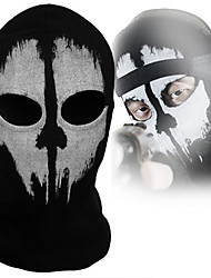 Balaclava Ghost Skull Face Mask Bike Motorcycle Helmet Hood Ski Sport Neck Face Mask Halloween Horror 6NFJ