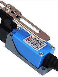 Delixi limite de fim de curso de curso alternar interruptor de auto-reset lxjm1-8104