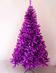 Purple Christmas Tree 150cm Encryption Christmas Package 1.5 m Christmas Tree