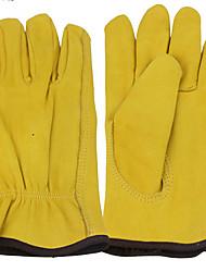 безопасность аб-уровень цвета защитные перчатки золотисто-желтый