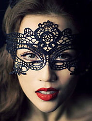 1PC Ms Masquerade Mask For Halloween Costume Party Random Color