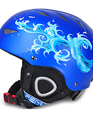 FEIYU Helmet Women's Men's Kid's Unisex Adjustable Sports Youth Sports Helmet Snow Helmet CE EN 1077 ABS Snow Sports