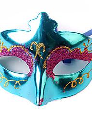 (Couleur aléatoire) hallowmas 1pc masque pour partie de costume