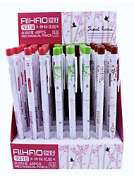 The Mysterious Garden Of Cartoon Pencil(40PCS)