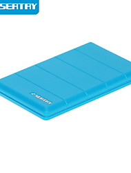 Hd216 2.5-Inch Usb3.0 Hdd Enclosure Notebook Ssd Solid Silicone Damping