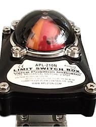 2 SPDT Mechanical Limit Switch