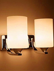 AC 220-240 5 E26/E27 Moderne/Contemporain Argent Fonctionnalité for LED / Style mini / Ampoule incluse,Eclairage d'ambianceChandeliers