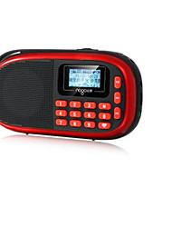 летний мужчина портативный плейера маленький стерео радио