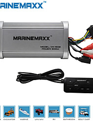 500W Marine Bluetooth Amplifier Motorcycle Home Auto MP3 Hi-Fi Stereo Audio Amplifier Sound System UTV RV Car ATV Boat  Audio