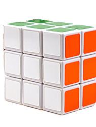 Shengshou® Cube velocidade lisa 2 * 3 * 3 Velocidade Cubos Mágicos Preta Etiqueta lisa Feng mola ajustável ABS