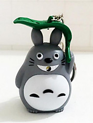 Totoro Key Chain Cute Female Bag Key Chain Car Pendant