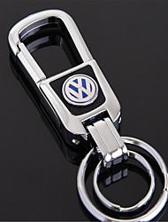 Men 'S Metal Car Key Ring Car Standard Key Holder