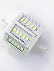 7W R7S Ampoules Maïs LED T 15LED SMD 5730 680LM-800LM lm Blanc Chaud Blanc Froid Décorative AC 85-265 V 1 pièce