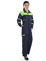 anti retardante de fogo e ácido anti manga comprida tamanho vestuário de protecção l