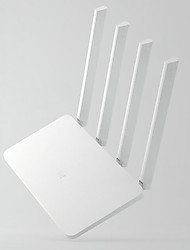 3 C 3 Gigabit Wireless Router Wifi Double-Frequency Smart Wear Four Antenna Wall Faster And More Strong