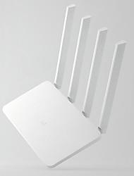 3 с 3 гигабитный беспроводной маршрутизатор WiFi двойной частоты смарт носить четыре антенны стены быстрее и более сильным