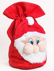 Christmas Gift Holders Decoration Santa Large Sack Stocking Big Gift bags HO HO Christmas Santa Claus Xmas Gifts