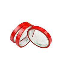 (Примечание упаковка 10 красный размер 300см * 1.2cm *) высокая вязкость ленты