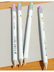 Lovely Han Edition Cartoon Automatic Pencil(4PCS)