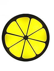 sensible lampe de lumière de nuit du capteur créatif dirigé dans la chambre de style décoration de citron toilettes couloir