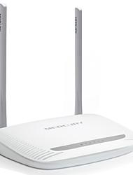 mercúrio mw300r wireless router 300 m router wi-fi rei através de paredes