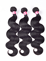 Indian Virgin Body Wave Hair Extensions 3 Bundles Human Hair Indian Remy Hair Body Wave Hair Bundles