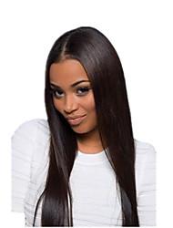 Glueless 130% Density Brazilian Virgin Hair Wig Curly Full Lace Human Hair Wigs