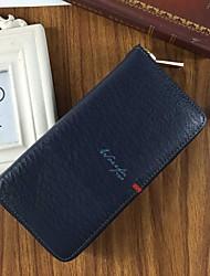 Сумочка для путешествий Органайзер для паспорта и документов Водонепроницаемый Защита от пыли Переносной для Хранение в дорогеЧерный
