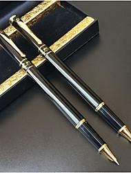 Pen Pen Fountain Pens Pen,Plastic Barrel Black Ink Colors For School Supplies Office Supplies Pack of