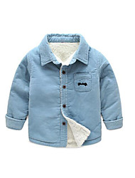 Boys' Casual/Daily Solid Suit & Blazer,Cotton Winter Long Sleeve