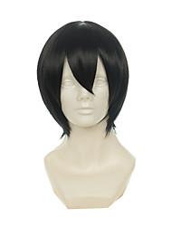 Durarara Orihara izaya touken Ranbu on-line horikawa Kunihiro preto curto halloween perucas perucas traje perucas sintéticas