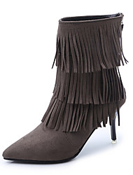Women's Boots Spring / Fall / Winter Snow Boots / Fashion Boots / Motorcycle Boots / Bootie / Gladiator / Comfort
