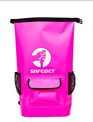 45 L Wasserdichte Dry Bag Schwimmen / Strand Draußen Wasserdicht / Wasserdichter Verschluß / schwimmend / Multifunktions Rosa / Blau Stoff