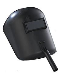 la résistance de la lentille d'importation à haute température l'impact perforation de poche masque de soudage