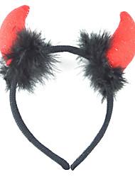 2pcs der Katze Ohr Reifen für Halloween-Kostüm-Party