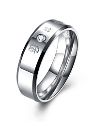 New Designed Classic Men  Titanium Ring TGR164 Fashion Popular Ring